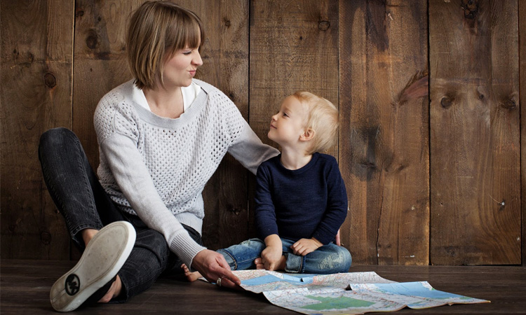 Verdades sobre ser mãe de menino It Mãe