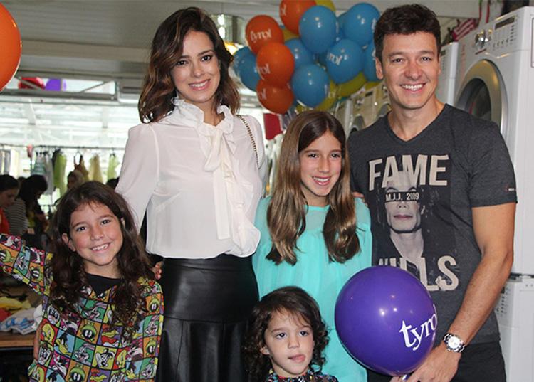 Rodrigo Faro, Vera Viegas e Família It Mãe