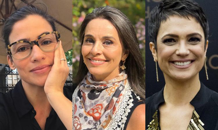 Revolução grisalha: 10 famosas que assumiram os cabelos Brancos It Mãe