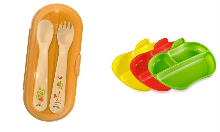 Kit piquenique para férias de verão Avent Life Baby Store It Mãe
