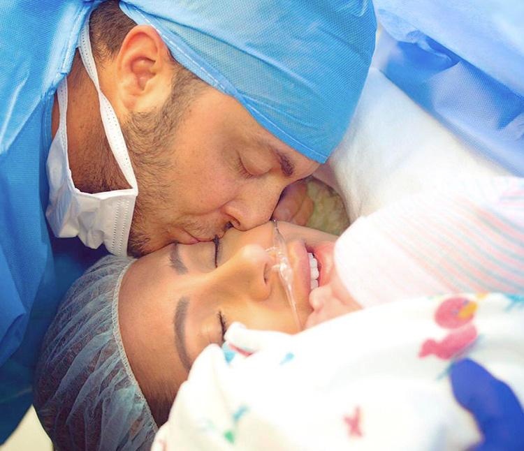 Nascimento de Bento, filho de Thammy Miranda e Andressa Ferreira It Mãe