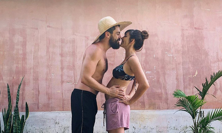 Titi Müller e Tomás Bertoni anunciam gravidez