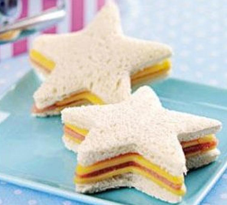 Comidinhas de verão Sanduíche Natural It Mãe