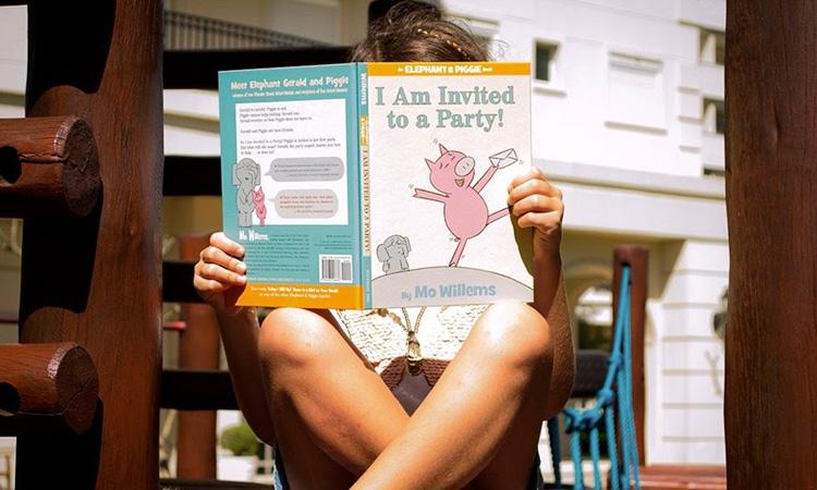 Benefícios da leitura em inglês para as crianças 4 Kids Book Box It Mãe