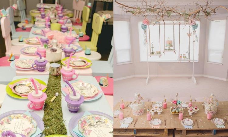 Como decorar festa da Alice no País das Maravilhas - It Mãe