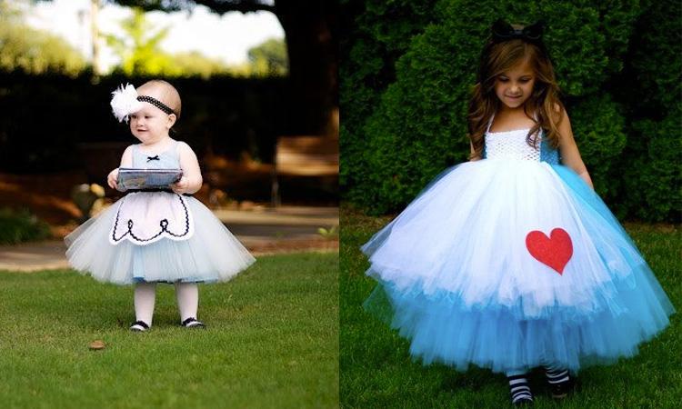 Opções de fantasia de Alice para festa da Alice no País das Maravilhas - It Mãe