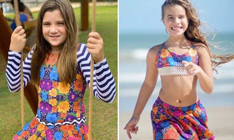 Looks infantis para carnaval Biquínis Lului Bikinis It Mãe