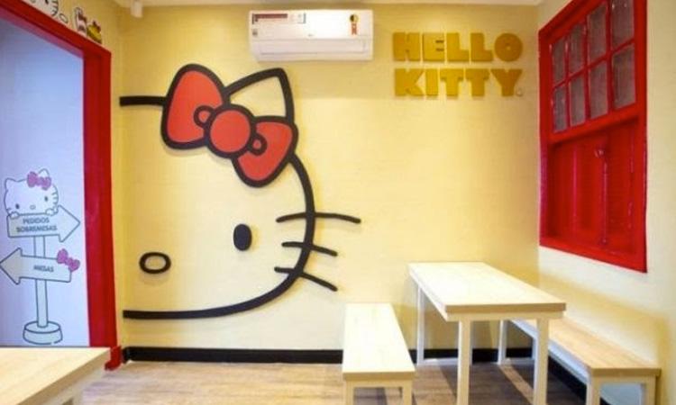 Restaurante Eat Asia + Hello Kitty It Mãe
