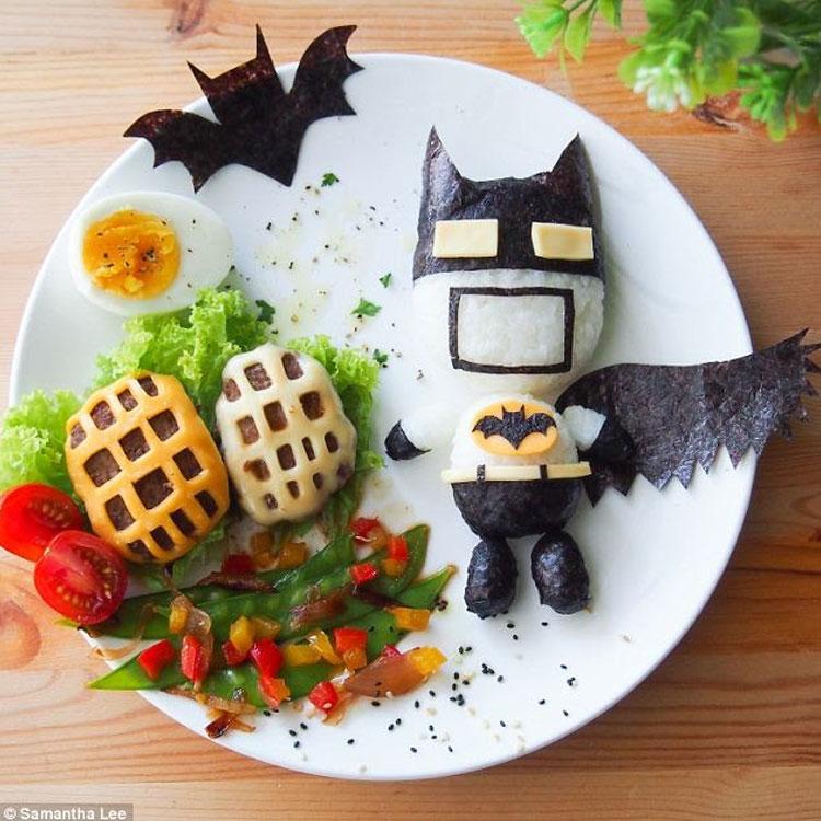 Batman It Mãe