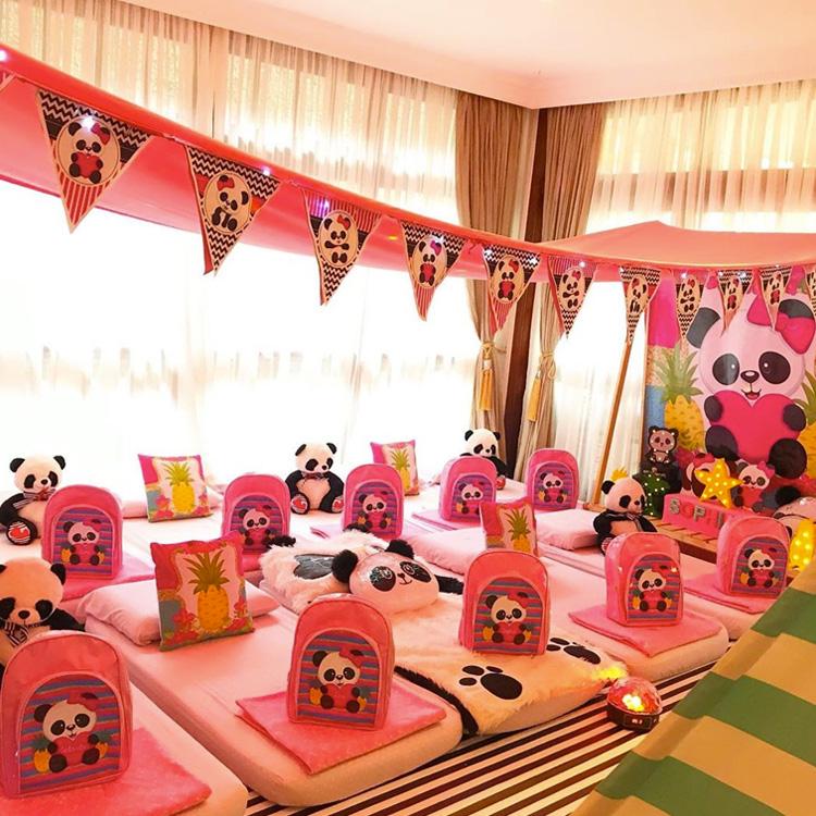 Mochilas Pijamas Party It Mãe