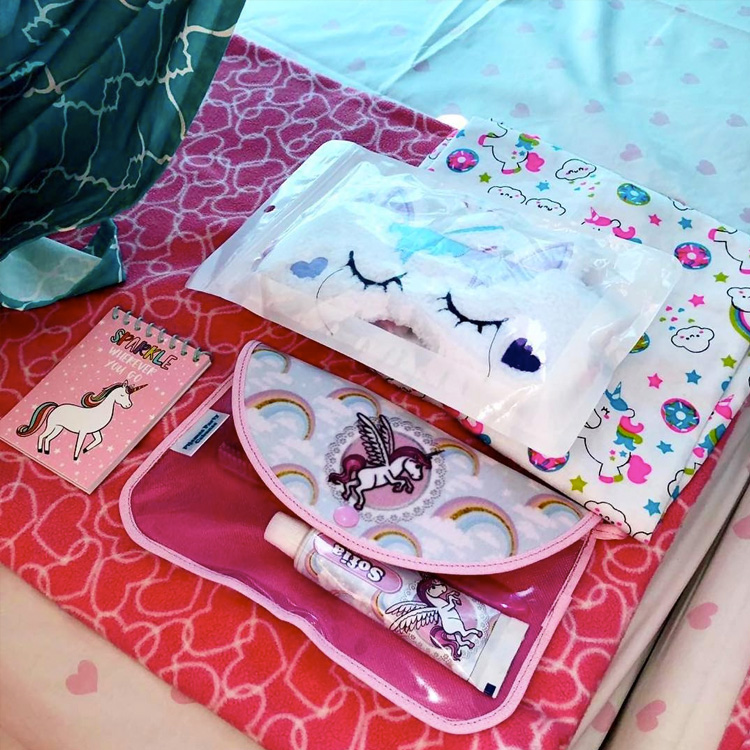 Kit Higiene Pijamas Party It Mãe