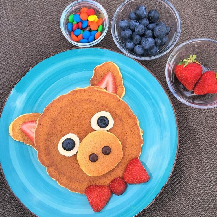 Ideias de café da manhã
