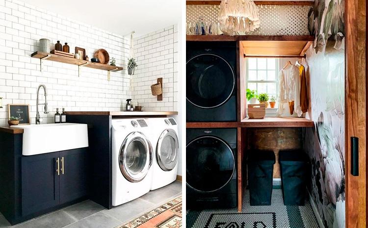 Decoração de lavanderias It Mãe