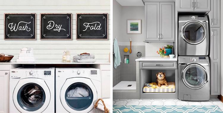 Como otimizar a lavanderia It Mãe