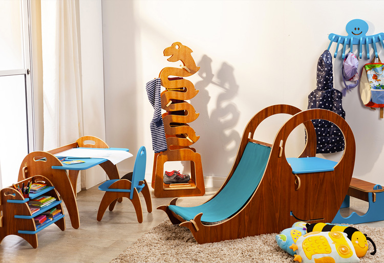 Dicas para decorar um quarto funcional infantil Móveis Estúdio Tauga It Mãe