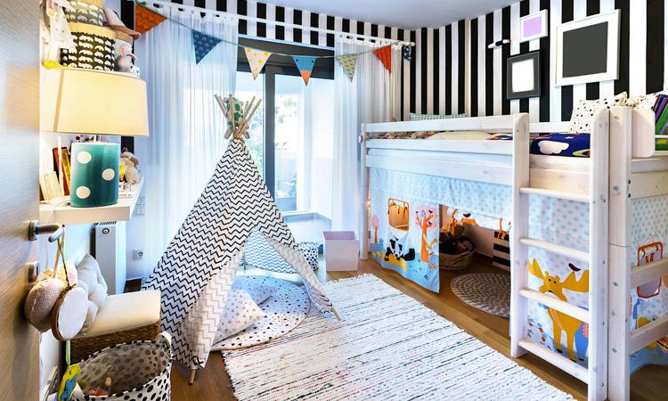 Como montar um quarto funcional infantil It Mãe