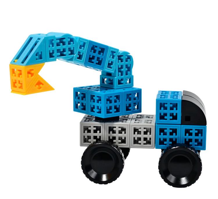 Click+ - Brinquedos educativos para desenvolvimento de crianças - Steam Toy - It Mãe
