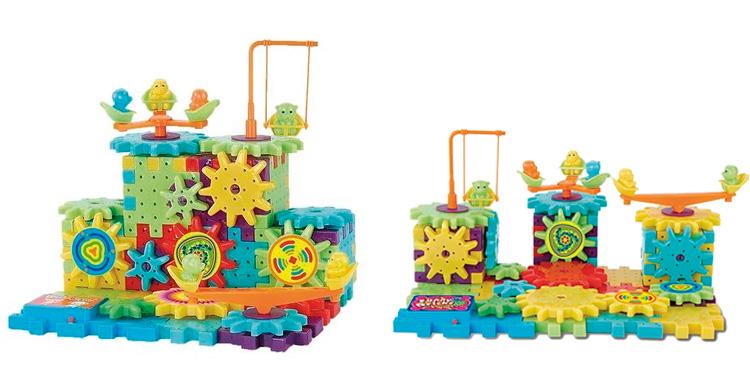 Engrenagem maluca- Brinquedos educativos para crianças - Steam Toy - It Mãe