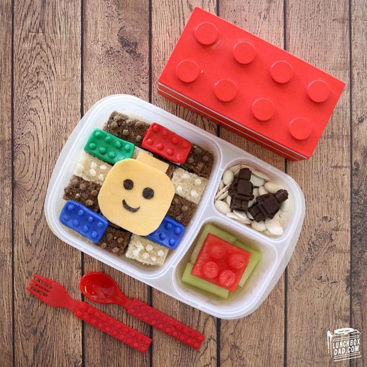Lego lanches para escola It Mãe