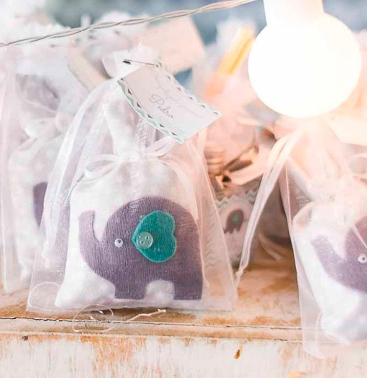 Aromatizador de ambiente Lembrancinhas úteis para chá de bebê It Mãe