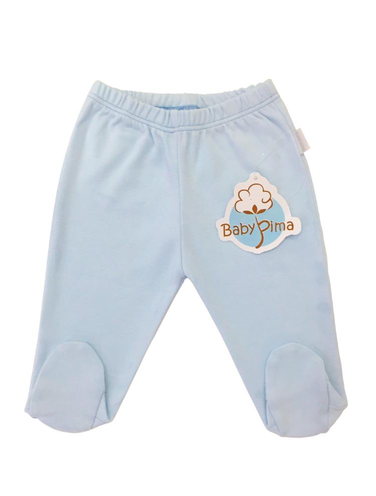 Calça azul celeste - Baby Pima - It Mãe