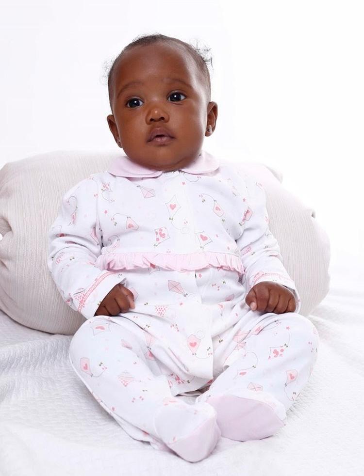 Looks em tons pastel - macacão rosa - Baby Pima - It Mãe