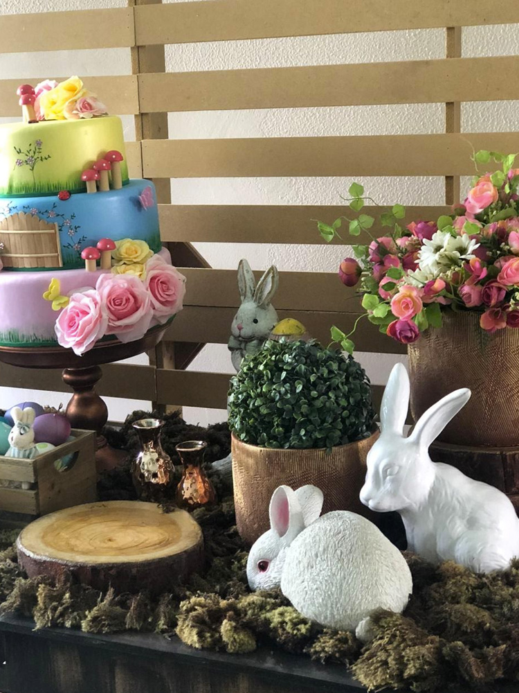 Jardim de coelhos Le Petit Personnaliser It Mãe