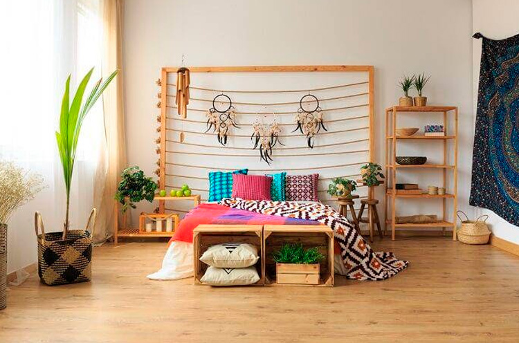 Como decorar quartos de maneira rústica It Mãe