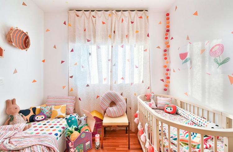 Decoração de quarto para dois It Mãe