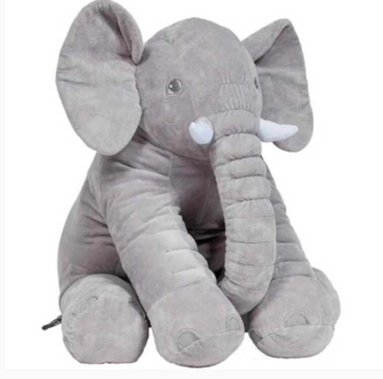 Almofadas para bebês Elefante Petit Papillon It Mãe