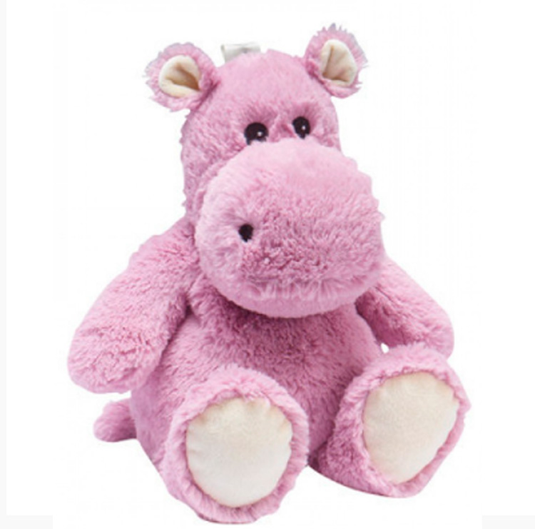 Almofadas para bebês Hipopótamo Térmico Banho Rosa Petit Papillon It Mãe