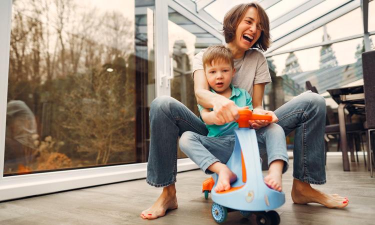 Como manter uma rotina com os filhos feliz - It Mãe