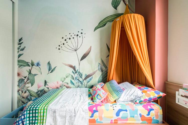 Quarto infantil Patricia Bigonha Design de Interiores