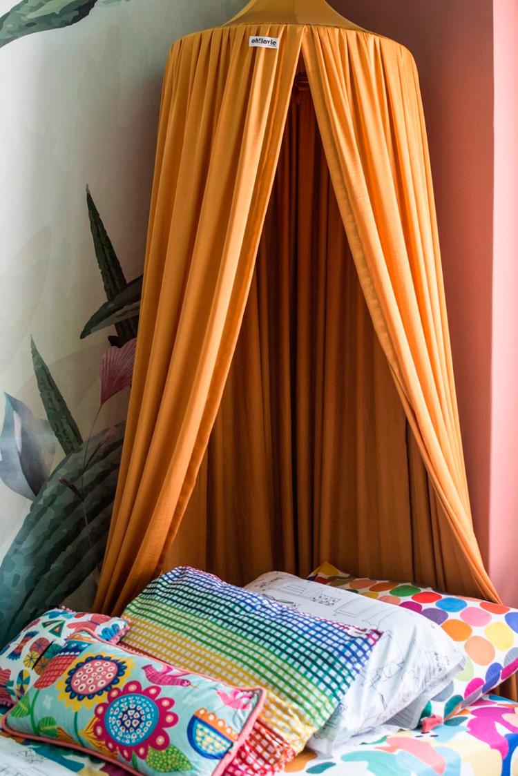 Detalhes quarto infantil criativo Patricia Bigonha Design de Interiores