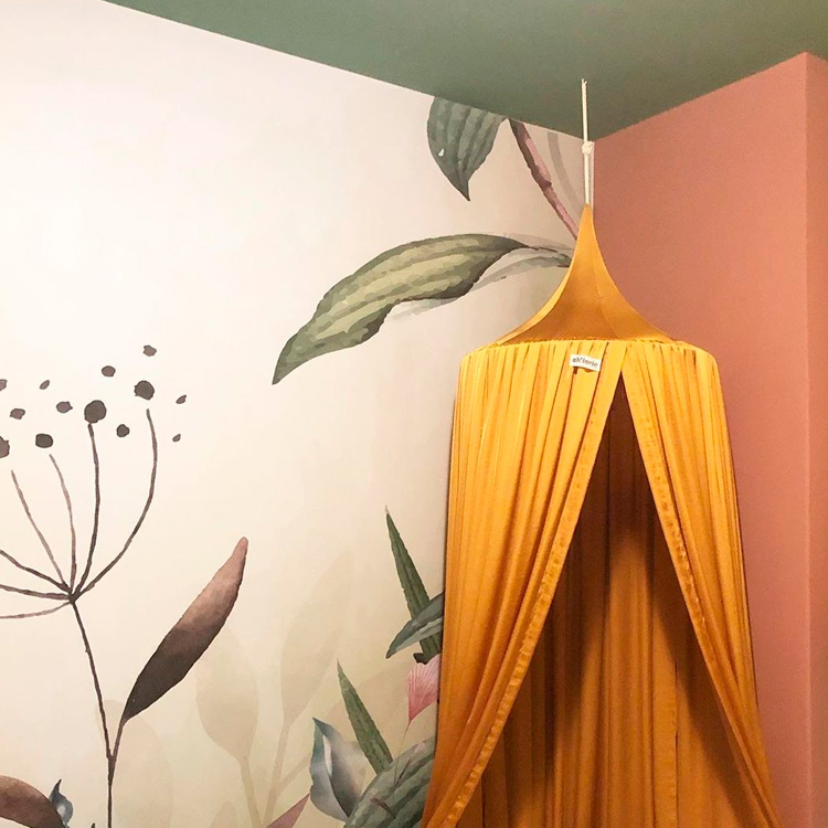Cabaninha quarto infantil criativo Patrícia Bigonha Design de Interiores It Mãe