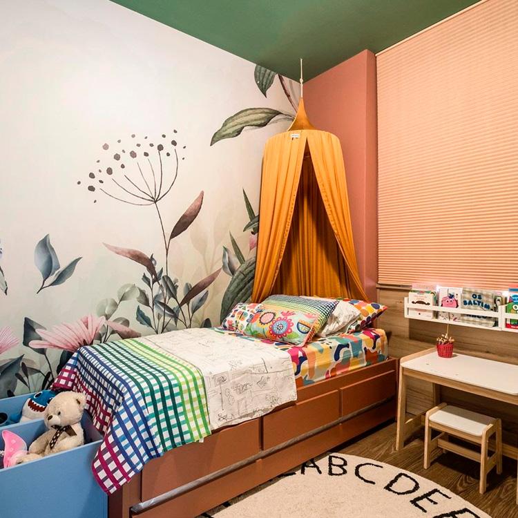 Quarto infantil criativo Patrícia Bigonha Design de Interiores It Mãe