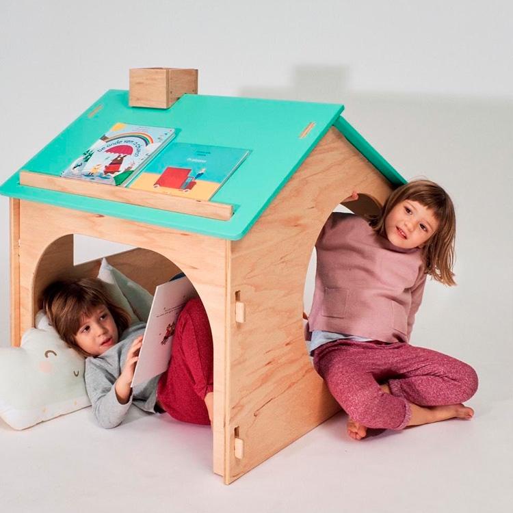 Prancheta casinha Lilu Design - It Mãe