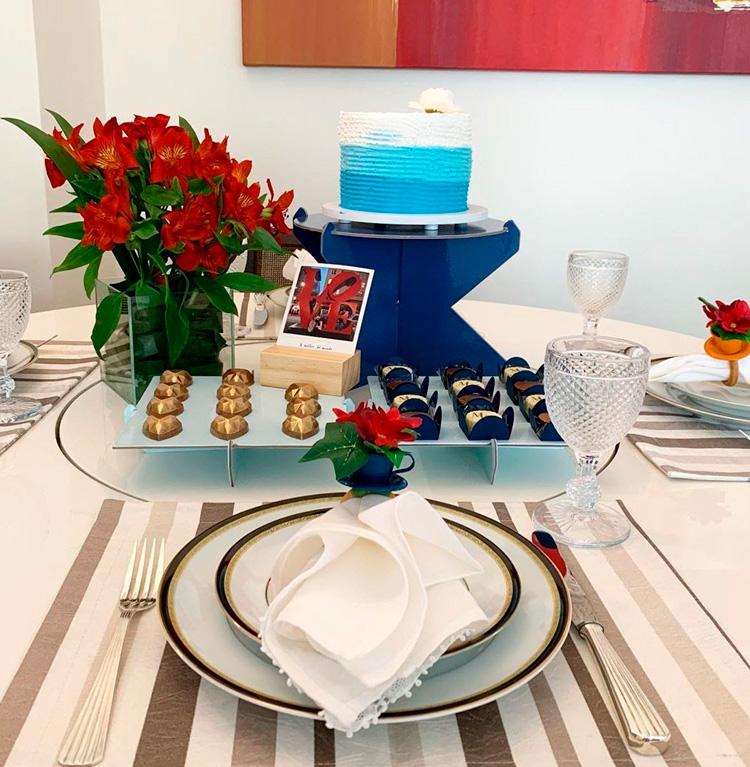 Dia dos namorados em casa Pop Up Party - NParty - It Mãe