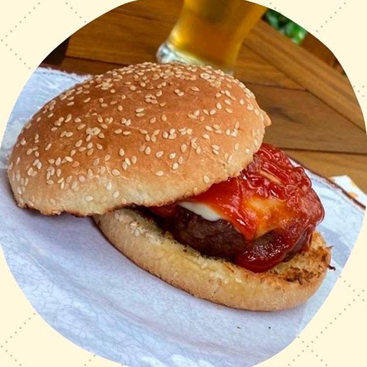 Hambúrguer Mi Casa - It Mãe