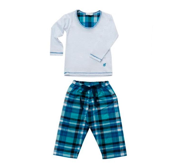 Pijama Xadrez Festa do pijama junina It Mãe