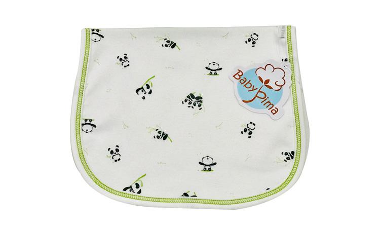 Paninho de boca panda - Baby Pima- It Mãe