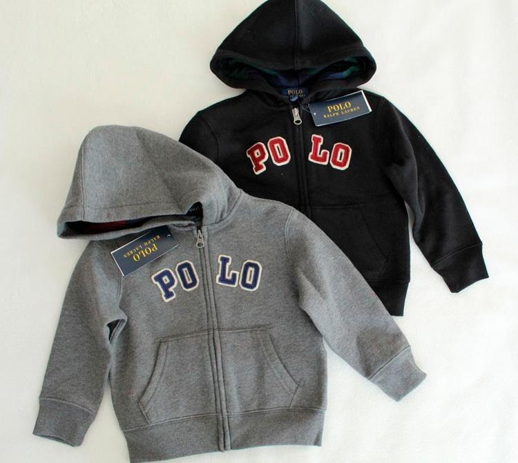Moletom Polo Ralph Lauren - Looks confortáveis- My Baby Style Co - It Mãe