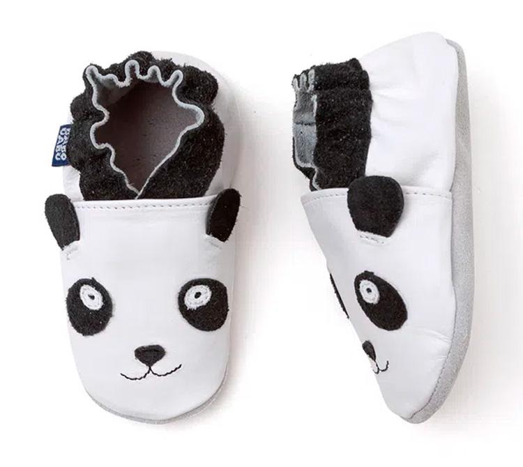 Pantufa panda - Laranjeiras Kids - It Mãe