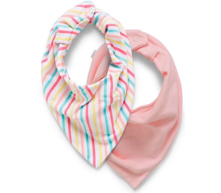 Produtinhos para bebê recém-nascido: babador de bandana Quintal do bebê - It Mãe