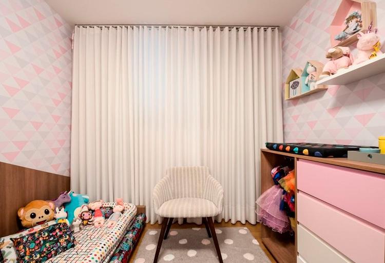 Quarto infantil versátil com móveis planejados Patricia Bigonha Design de Interiores - It Mãe