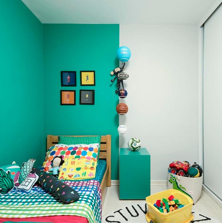 Quarto menino versátil Patrícia Bigonha Design de Interiores - It Mãe