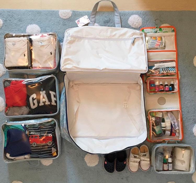Kit viagem Jujuba for Travel - It Mãe