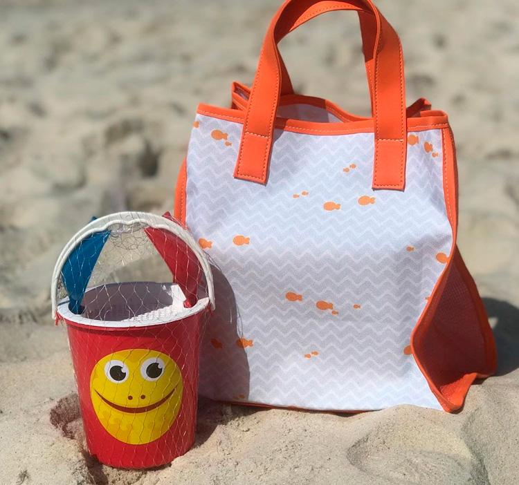 Acessórios para aproveitar a praia Jujuba Kids for Travel - It mãe
