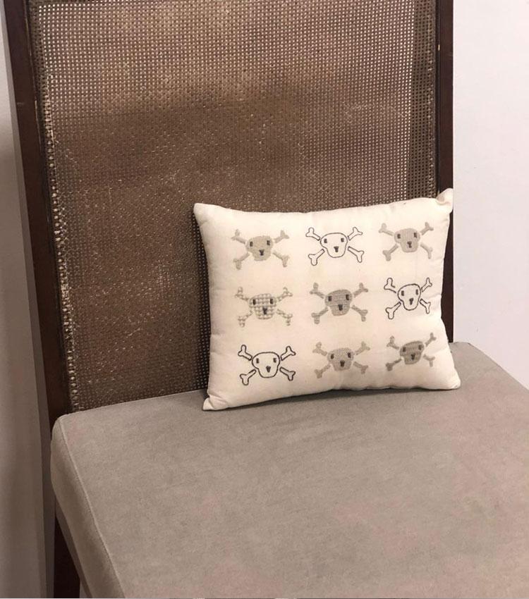Almofada de enxoval personalizado Studio Albuquerque It Mãe