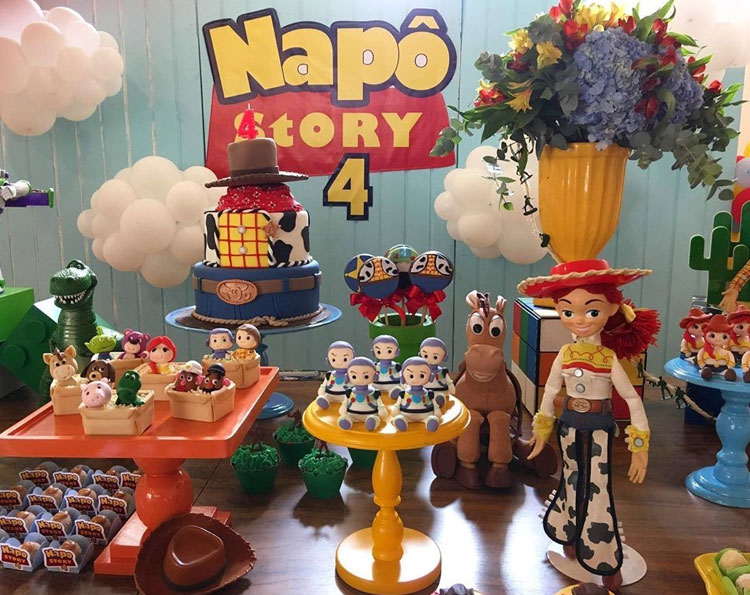 Toy Story NParty It Mãe
